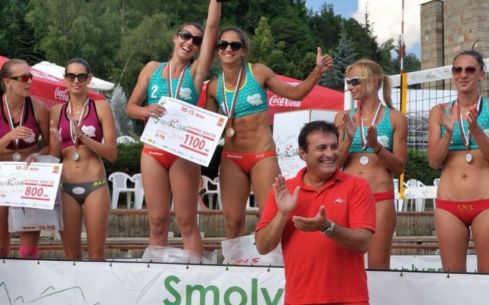 Представят нов български проект в плажния волейбол