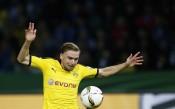 Капитанът на Дортмунд отново дълго извън игра