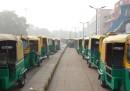 Разберете защо в Делхи всички кашлят