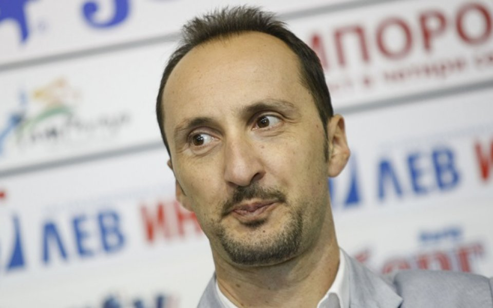 Веселин Топалов със сигнал в Прокуратурата срещу Красен Кралев заради ЦСКА