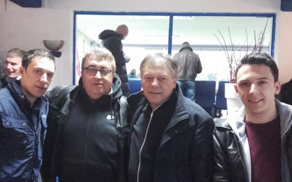 Босът на сръбския Радник: С удоволствие бихме играли контрола с Левски