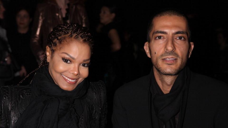 Джанет заедно със съпруга си Висам ал Мана