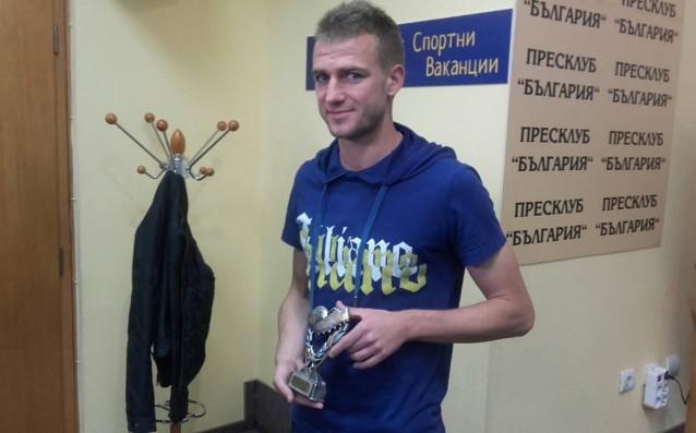 Венци Христов<strong> източник: Gong.bg, Стефан Стоянов</strong>