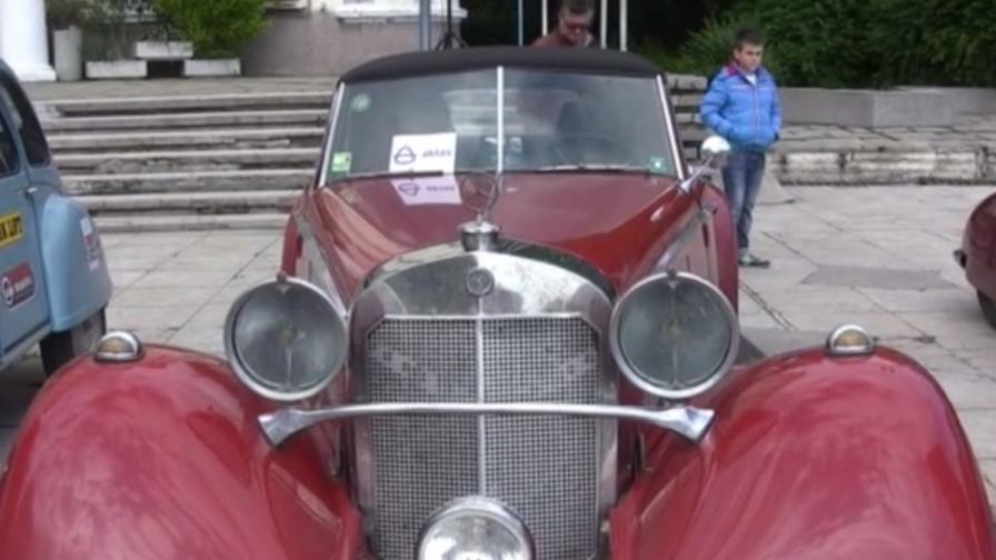 Лукс и класа на рали в Пловдив