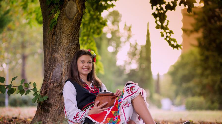 Българката – красива и естествена