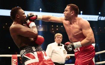 Британски боксьор предупреди Джошуа за Кубрат Пулев