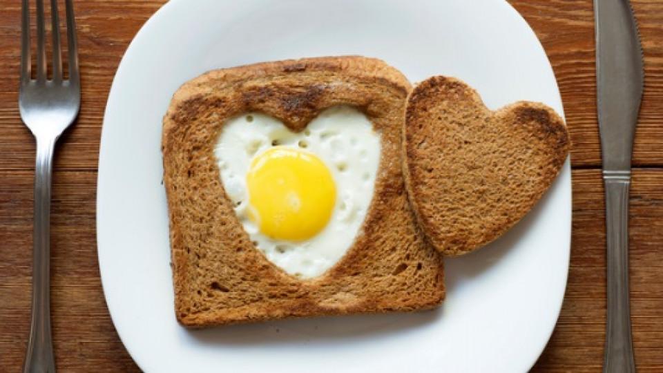 Ще се изненадате да разберете какво правят 2 яйца дневно с организма ви