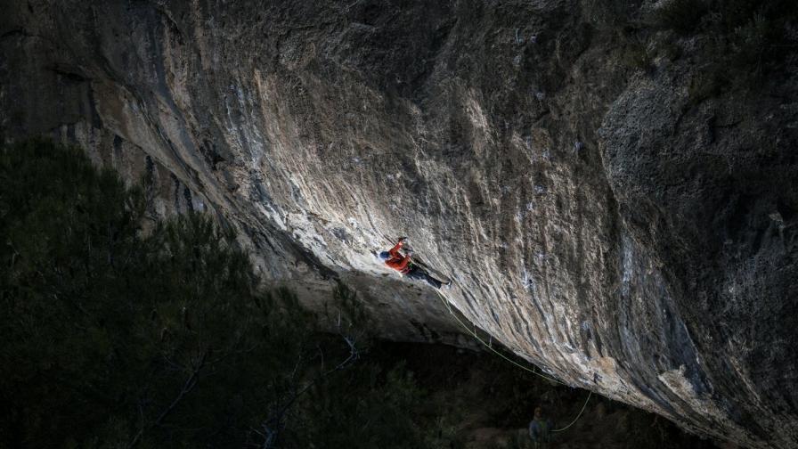 Да изкачиш най-трудния маршрут в света