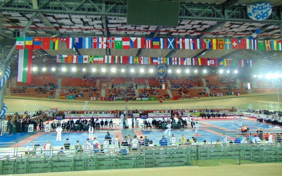 Екатерина Иванова стана европейска шампионка по таекуон-до