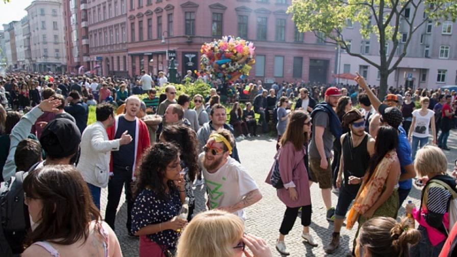 Пак сексуално насилие, този път на фестивал в Берлин