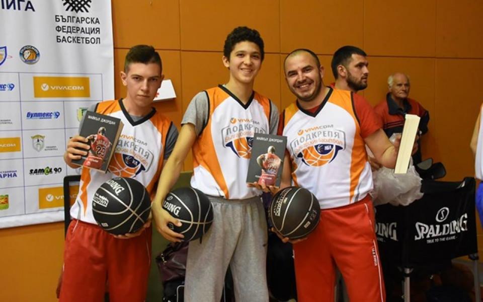 Vivacom Basketball Corner посреща феновете  в