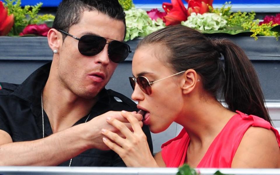 Бившата на Роналдо е най-добрият модел на бански в света