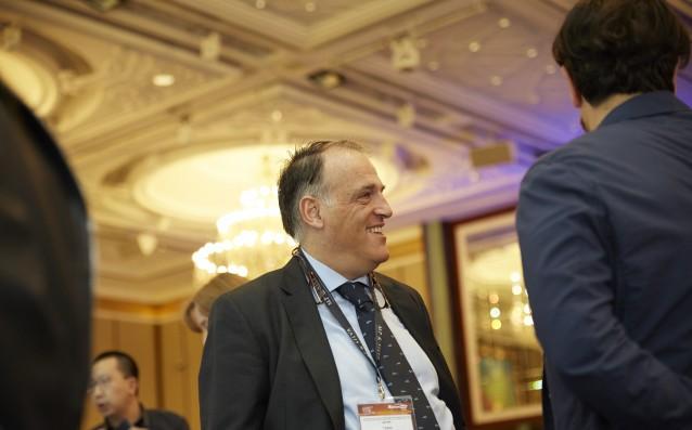 Шефът на Ла Лига: ФИФА няма да изхвърли Испания от Мондиал 2018