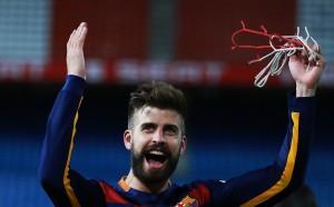 Пике: Най-много се забавлявам срещу Реал и Еспаньол
