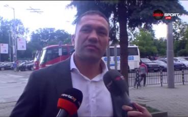 Кубрат Пулев с покана от Гриша Ганчев за финала