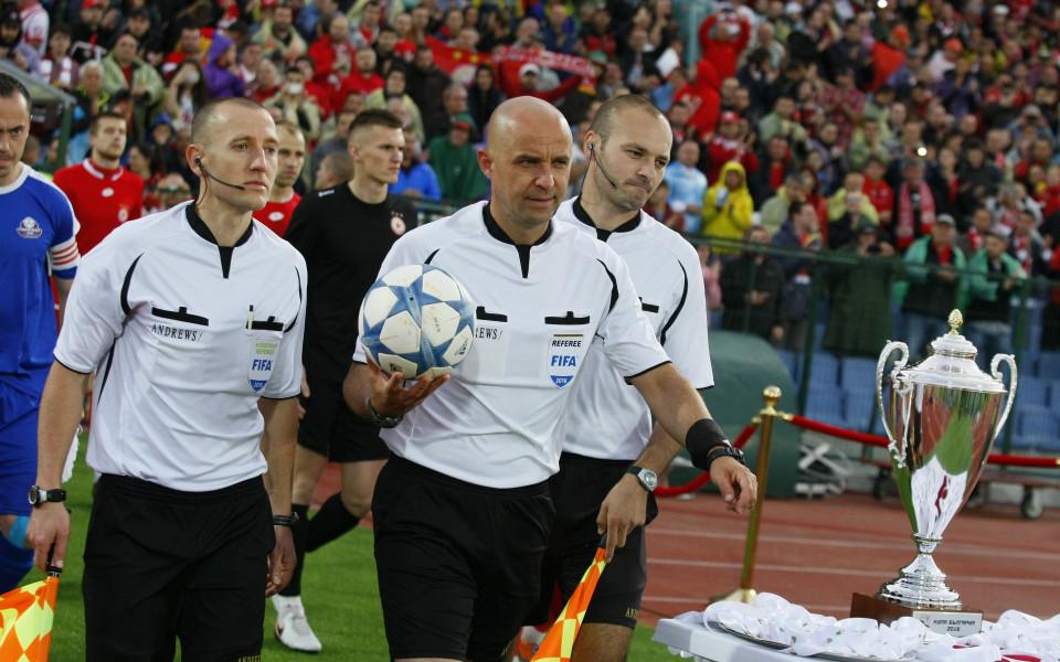 СНИМКИ: Монтана - ЦСКА 0:1 (Финал за Купата на България)