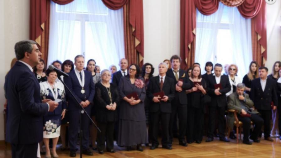 Президентът тихомълком пропусна Нешка Робева
