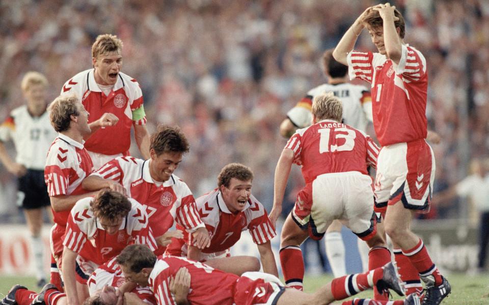 Евро 1992 – Швеция