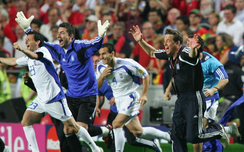 Евро 2004 – Португалия