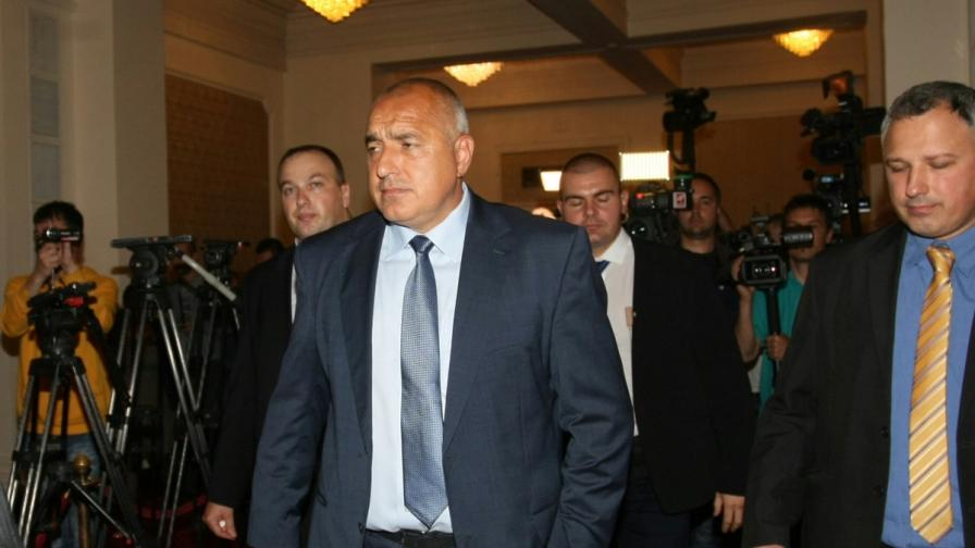 Борисов: Ако съм за кариера, да съм станал президент
