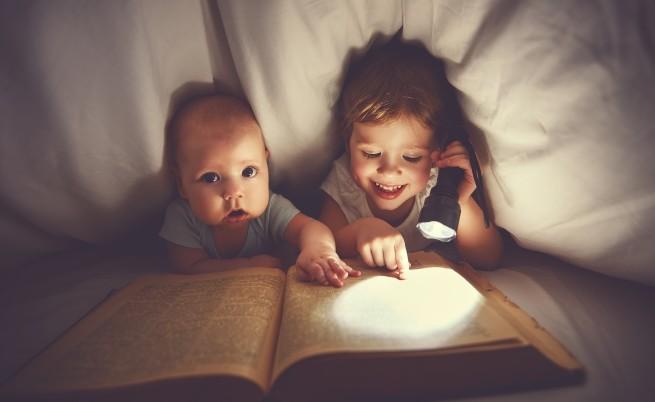 Как да насърчим детето да чете