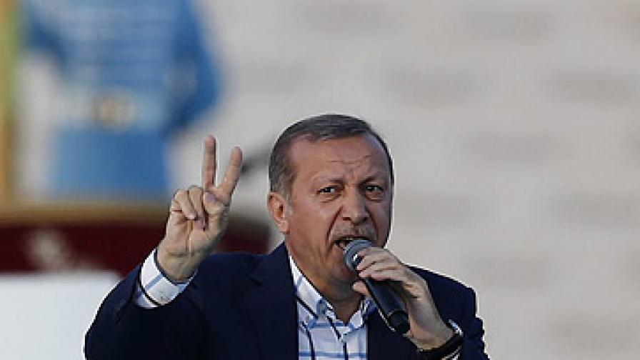 Ердоган: Как да мислим различно за Одрин и Кърджали