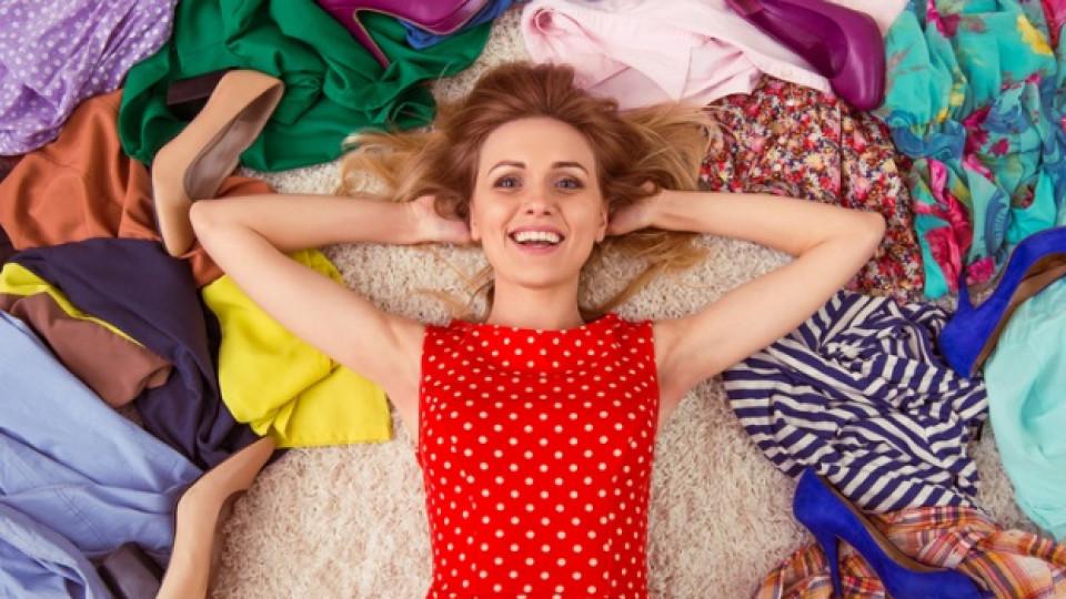 10 неща, които да изхвърлите от гардероба си