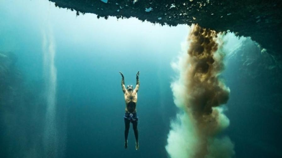 Ще останете хипнотизирани от тази подводна магия