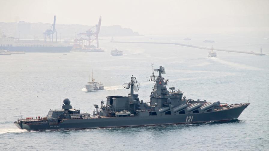 """Морското чудовище на Русия """"Адмирал Григорович"""""""