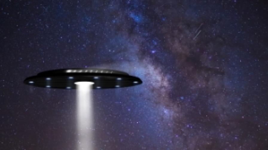 Пентагонът призна за НЛО, разказът на един пилот