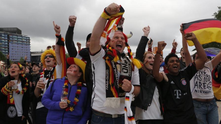 Първа жертва на алкохола на Евро 2016