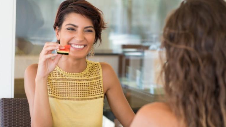 жена щастие диета