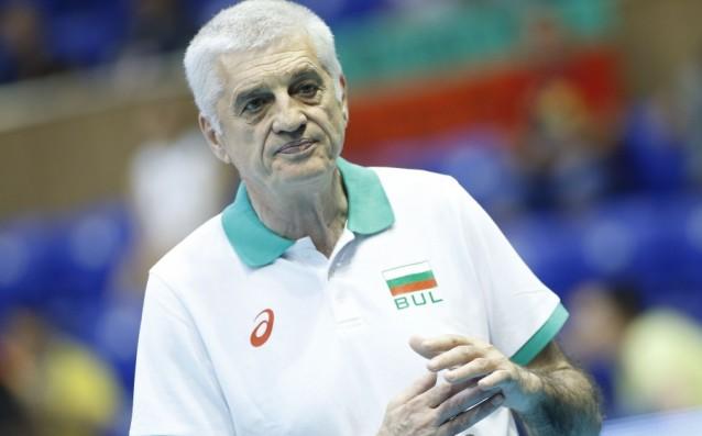 Иван Сеферинов източник: volleyball.bg