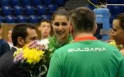Ева Янева: Вече не мога да дам максимума си за националния отбор