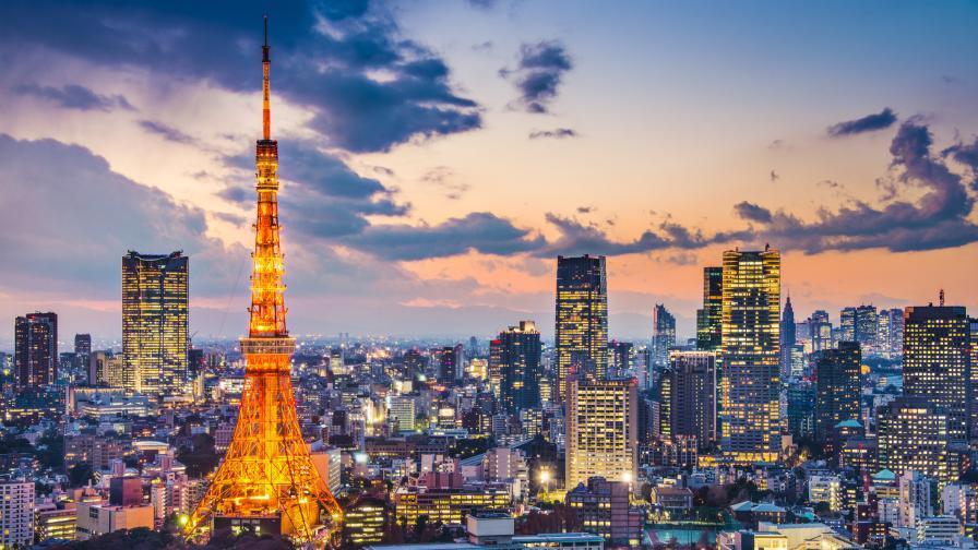 Колко струва в града на бъдещето - Токио (видео)