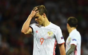 Високите претенции на Кокорин отказаха Локомотив Москва