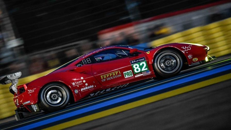 Връща ли се Ferrari в LMP1?