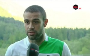 Георги Терзиев акостира в Хайдук до края на сезона
