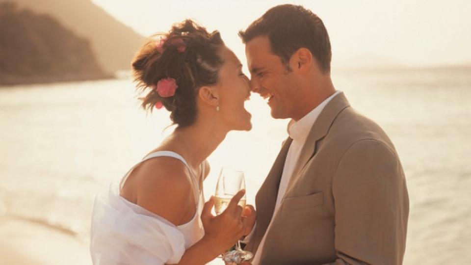 Защо сватбата НЕ трябва да е перфектна