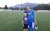 Изненада: Бивш нападател на Левски гледа ЦСКА