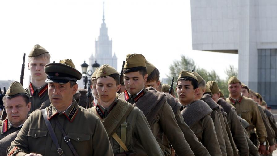 Кой казва, че Русия има изгода от война
