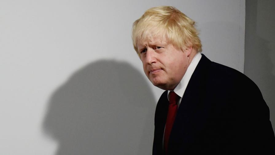 Джонсън е новият външен министър на Великобритания