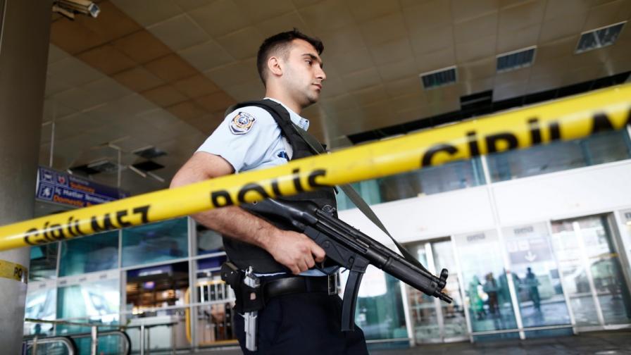 МВнР: Нямаме информация за арест на българин в Истанбул