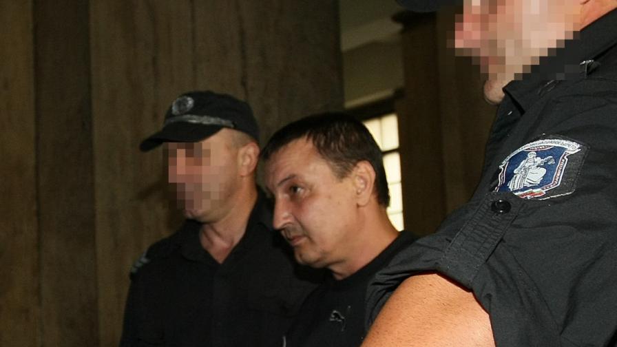 Росен Рангелов Човката в съда