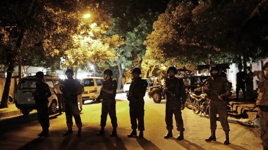 20 загинали, измъчвани и посечени в заложническия ад