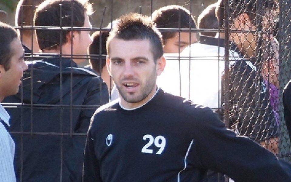 Вихрен взима бивш капитан на Локо Пловдив