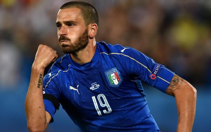 Бонучи май наистина отива в Милан