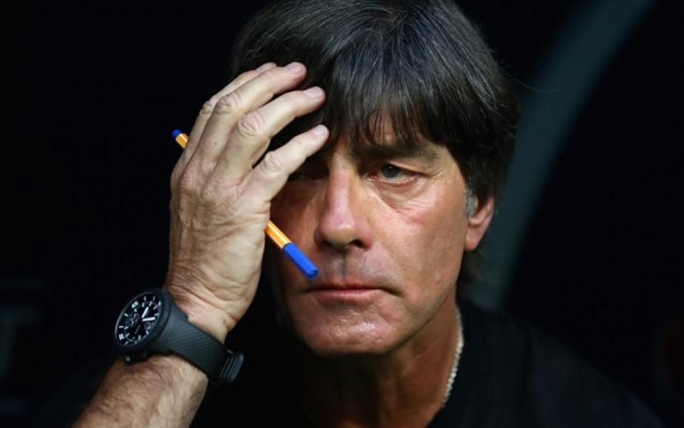 Льов ще прави промени за финала с Чили
