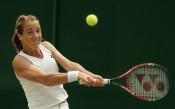 Маги Малеева с първа победа  в турнира  на легендите на Уимбълдън