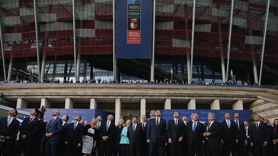 Горбачов: НАТО прави крачка към реална война